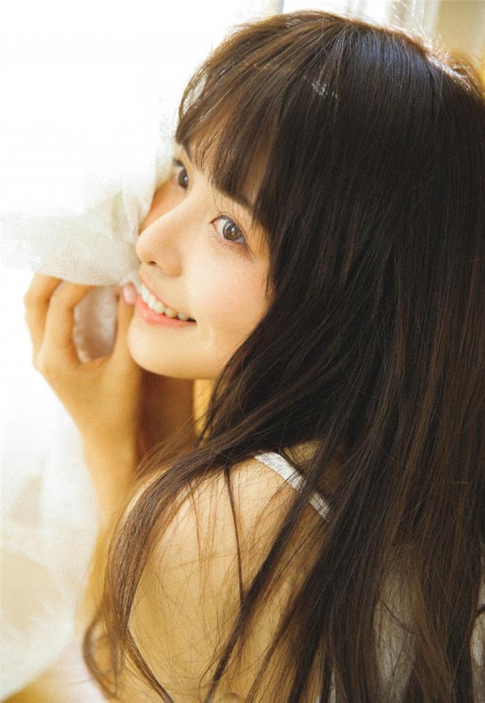 日本美女氧气清纯可爱朦胧意境唯美森林系写真