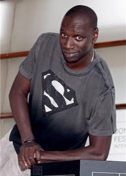 塞内加尔裔法国黑人电影演员奥马·希个人写真集