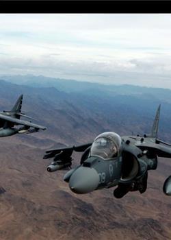 好照片是这样拍出来的:美军摄影师空中照-8B战机_高清图集_新浪网