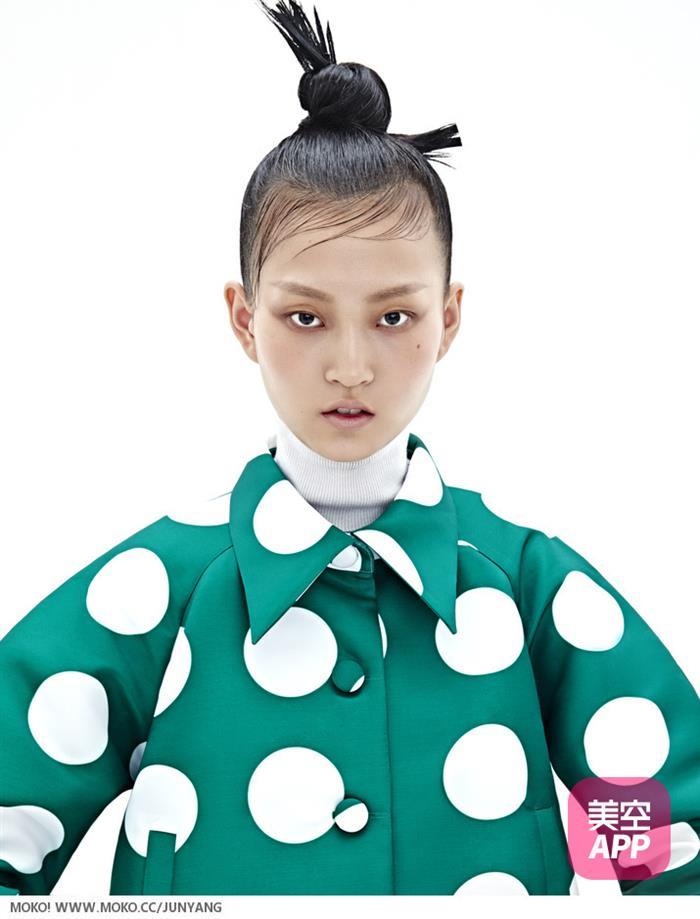 时尚芭莎8月上刊 中国风