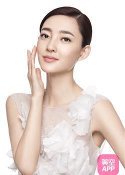 王丽坤面膜代言  时尚妆容大片