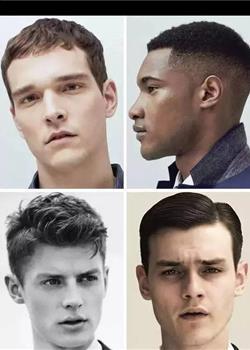 不谈脸型,只谈发型都是耍流氓!