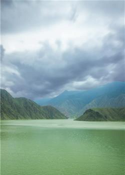 航拍美景图片 景色如画