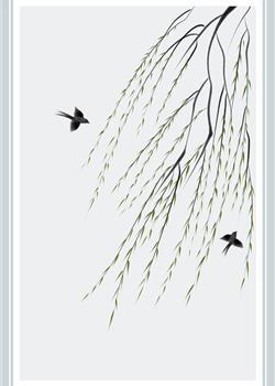 古风水墨中国风背景 壁纸图片