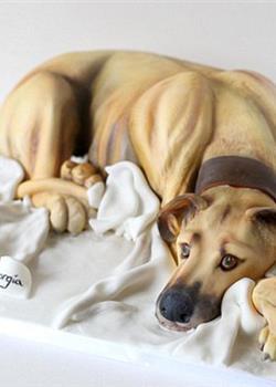 仿真动物蛋糕售价数千元 因太逼真遭痛批