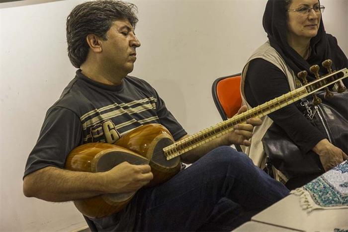 摄影图片 伊朗文化周展(2)