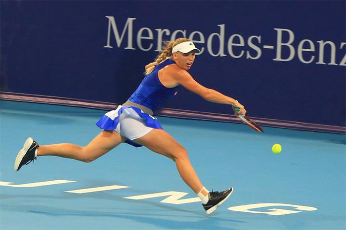 2012年中国网球公开赛精彩瞬间