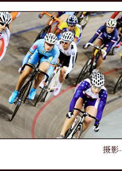 摄影图片牛人自行车比赛