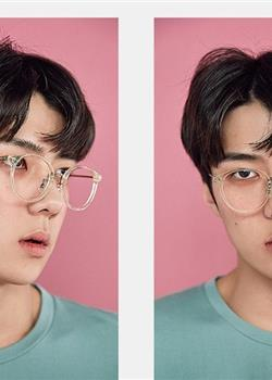 韩国男团EXO正规三辑《EX'ACT》造型照
