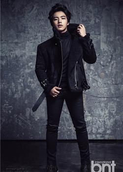 韩国男演员吕珍九《bntnews》时尚写真