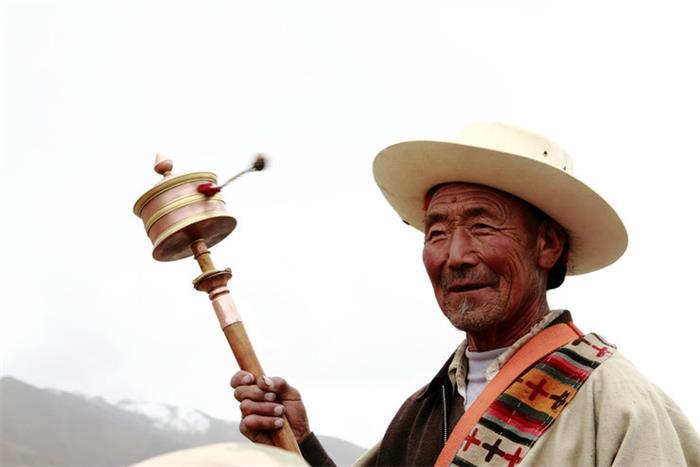 摄影图片 行摄大美西藏