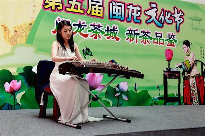 摄影图片 闽龙陶瓷文化节