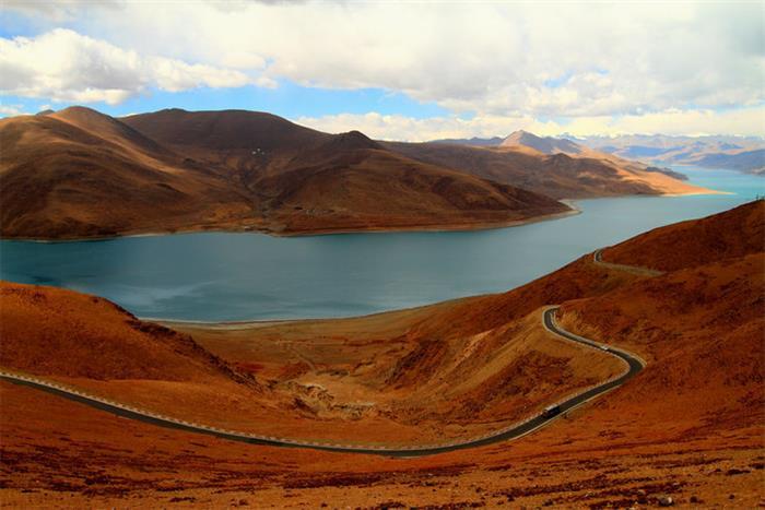摄影图片我爱西藏高原