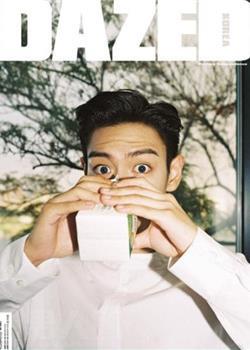 韩国最具人气男子天团BigBang十周年特别写真大片