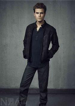 波兰裔美国演员最帅吸血鬼保罗·韦斯利个人写真