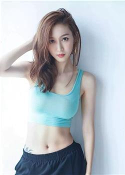 火辣韩国美女教练大胸魔鬼身材性感私房照图片