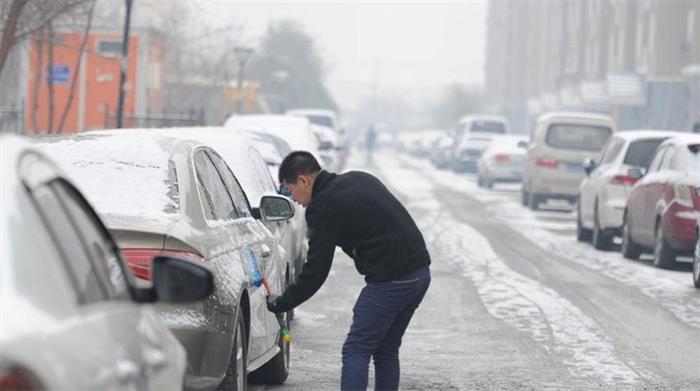 长春降雪难阻雾霾天 空气质量仍堪忧