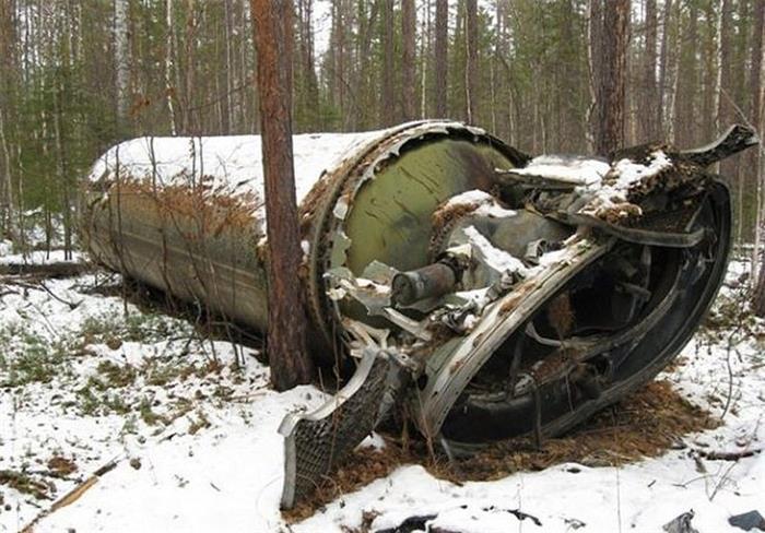 邪恶的俄罗斯白杨M洲际导弹