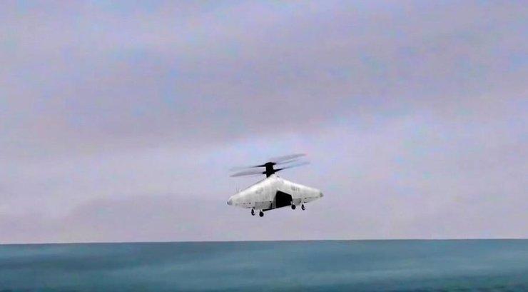 """美国这款无人机和中国的同类型机""""撞脸"""""""