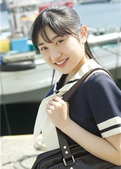 日本制服美女户外小清新养眼清纯学生妹写真图片